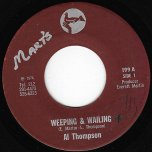 Weeping And Wailing / Ver - Linval Thompson
