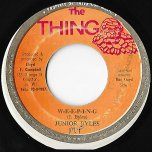 Weeping / East African Herbs Vendor Dub Wise - Junior Byles / The Ethiopian Eunochs