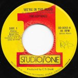 We're In The Mood / In The Mood Ver - The Heptones / Heptones And Sound Dimension