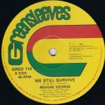 Youll Never Know / We Still Survive - Reggae George