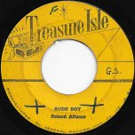 What A Man Doeth / Rude Boy - Eric Monty Morris / Roland Alphonso