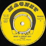 Put Those Fools / What A Great Day - The Tidals