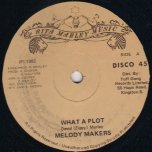 What A Plot / Children Playing - The Melody Makers