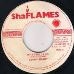 What Will I Do / What Will I Dub - Leroy Smart