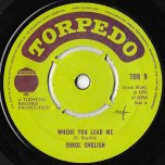 Where You Lead Me / Hitchin A Ride - Errol English