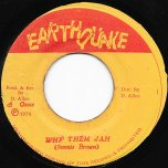 Whip Them Jah / Ver - Dennis Brown