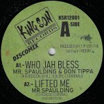 Who Jah Bless / Lifted Me / Million Way / Rasta Love / Veteran - Mr Spaulding And Don Tippa / Camille Marks / Emperor And Jah D / Daddy Boastin