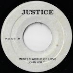 Winter World of Love / Ver - John Holt / The Aggrovators