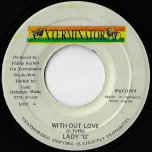 With Out Love / Ver - Lady G