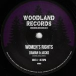Womens Rights / Dub For Rights - Daman And Jacko