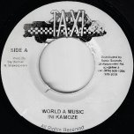 World a Music / Call A Taxi - Ini Kamoze