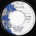 World Wide Love / Gable Up - Dennis Alcapone And The Twinkle Brothers / Carl Masters
