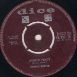 World Peace / The Lion Roars - Prince Buster