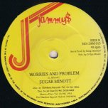 Worries And Problem / Angels Around You - Sugar Minott / Thriller U