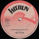 Yes Yes Yes / No One Can Tell I About Jah - Errol Holt / Rod Taylor