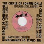 Yesterday Was History / TCOC Yesterdub Mix - The Circle Of Confusion Feat Cornel Campbell