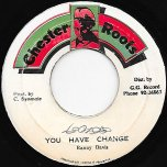 You Have Change / Ver - Ronnie Davis