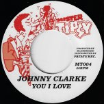 You I Love / Ver - Johnny Clarke / Ring Craft Posse