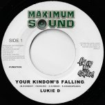 Your Kingdoms Falling / The Session - Lukie D