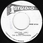 Your Love Is Amazing / Ver - Dennis Brown And The Sound Dimension