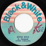 Zone Five / Ver - Ansel Collins / King Tubby